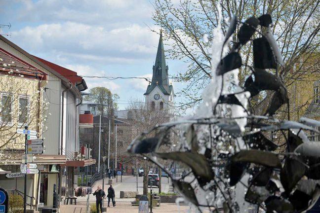 Folk  trivs i Värnamo kommun