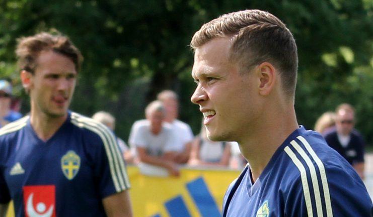Claesson bra när Sverige vann