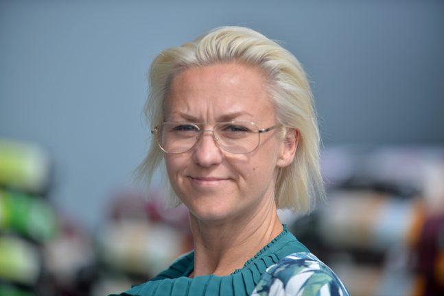 Anette frågar Hans-Göran om löneskillnader