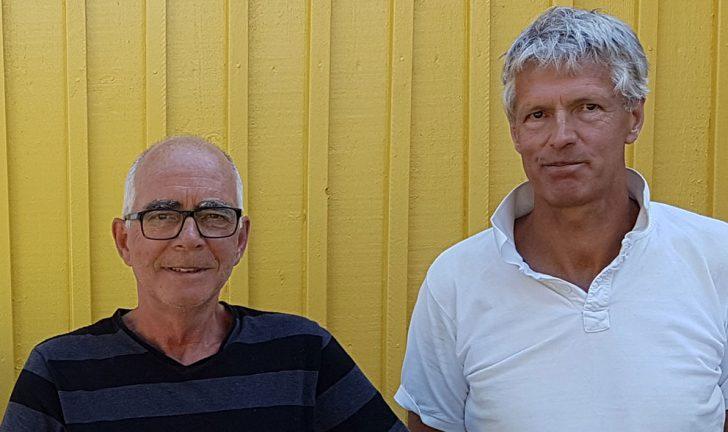Jan och Jan-Åke vann i bästboll
