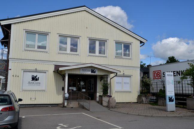 Ny ägare till Veterinärhuset i Värnamo