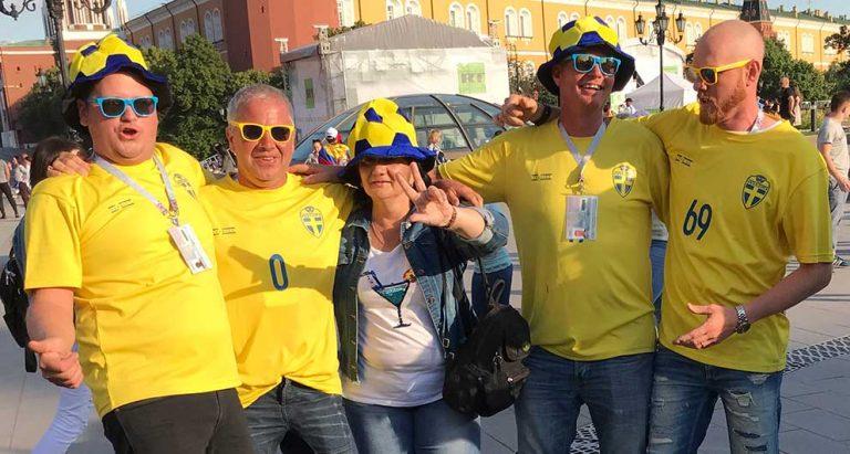 Sverige till åttondelsfinal…