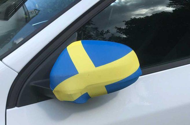 Sverige klart för åttondel