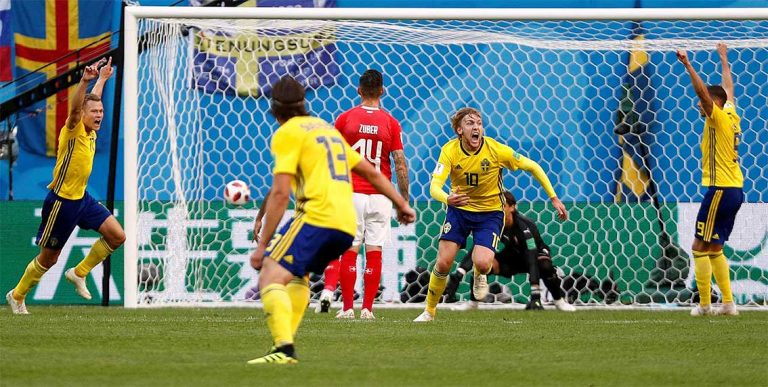 Hej Svejs – Sverige i kvartsfinal