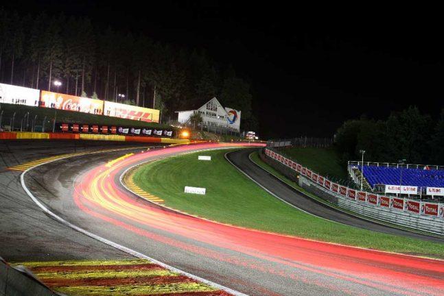 Felix tillbaka i Spa 24-timmars