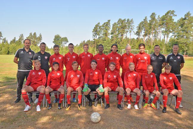 V-Södra till Gothia cup