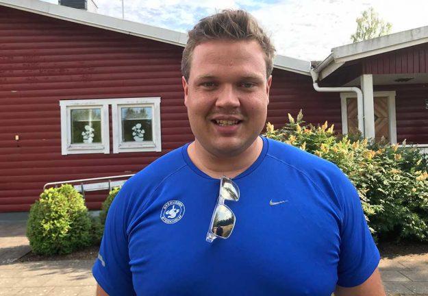 Daniel Ståhl är bäst i världen