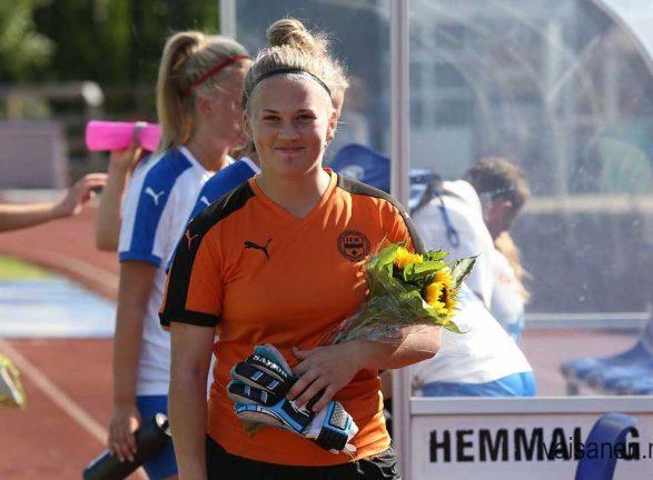 IFK-dam åkte ur