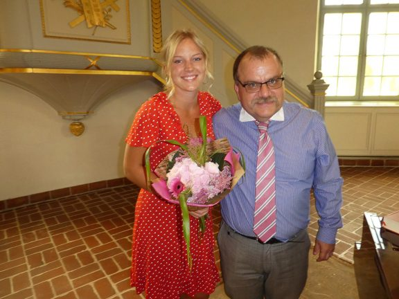 Vägkyrkan i Rydaholm har avslutats för den här sommaren