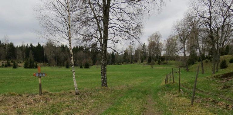 Södra Duveled, en mycket bra plats att möta våren,