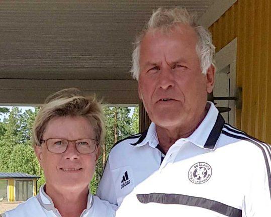 Gertie och Rolf vann på Götaström