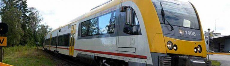 Förseningar i tågtrafiken