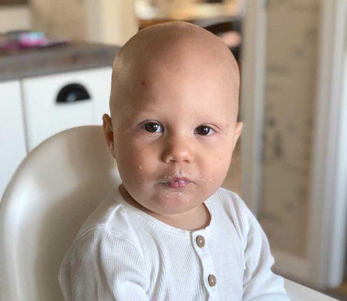 Vilgot Elofsson 1 år
