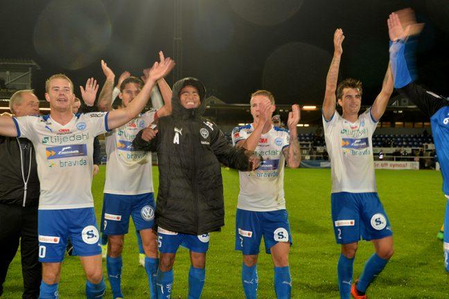 IFK slog Öster – också