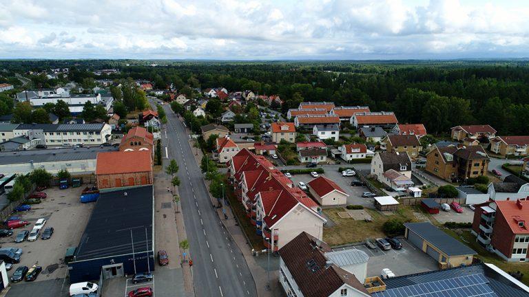 It-satsning på 69 miljoner och nytt bostadsområde