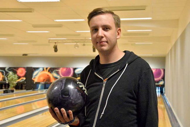 Härlig bowlinghelg