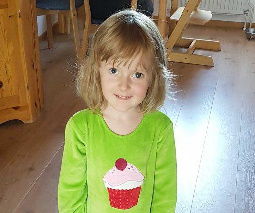 Maya Karlsson 5 år