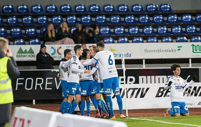 Vi följer IFK:s öde i eftermiddag
