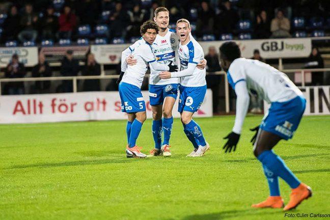 IFK Värnamo möter Malmö FF