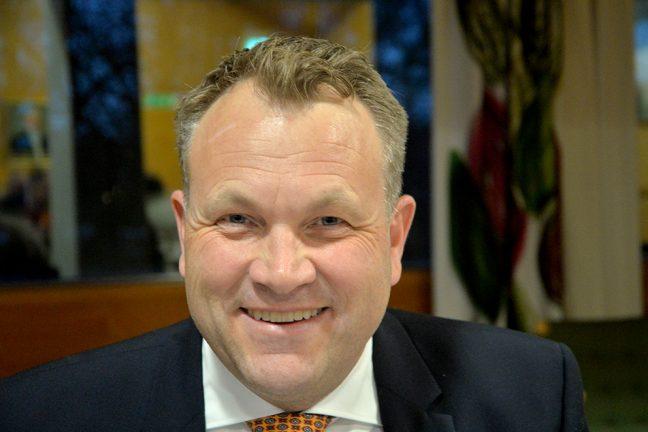 Mikael vald till kommunstyrelsens ordförande