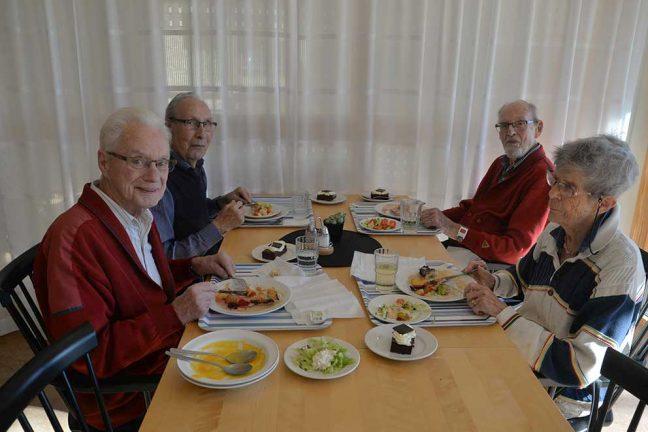 Måltidens dag firades i Värnamo