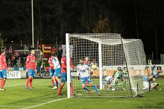 IFK på rätt sida om kvalstrecket