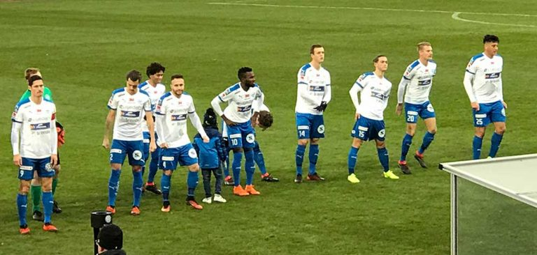 Vi rapporterar från IFK – Syrianska – 2–2 slut – IFK ur Superettan