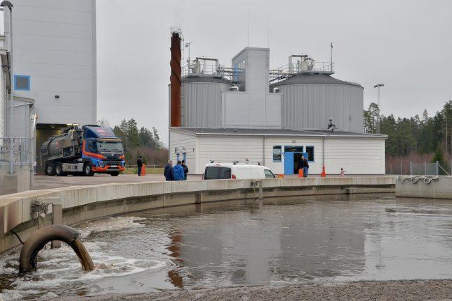 Föreslår avslag till motion om renare vatten och avlopp