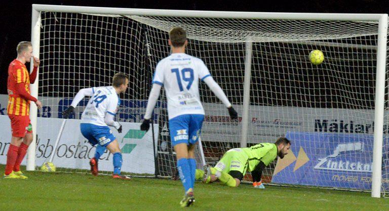IFK åkte ur Superettan