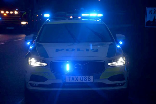 Senaste polisnytt: Apotekspersonal hotad av påverkad kund