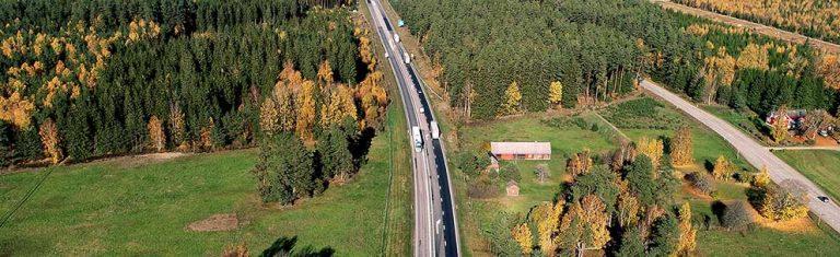 Nu blir det motorväg söder Värnamo
