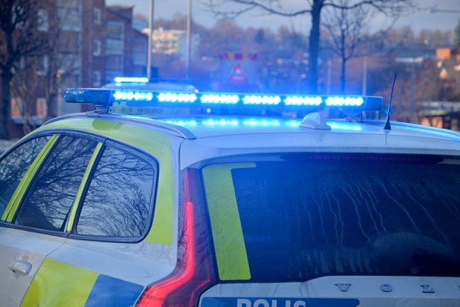Antalet våldsbrott ökade i Värnamo kommun förra året