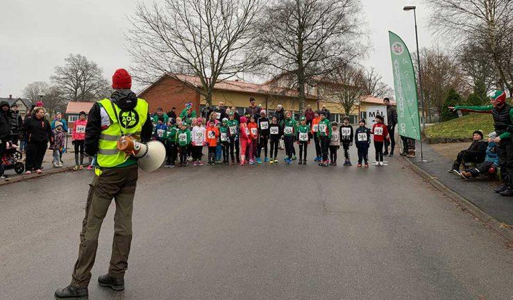 Karolin Kärrå vann Sylvesterloppet
