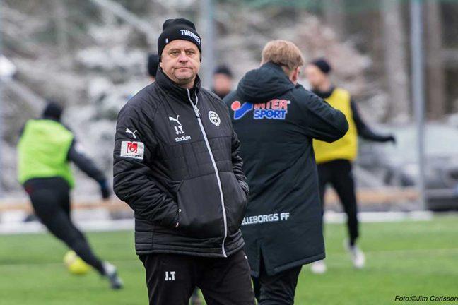 IFK Värnamo föll knappt