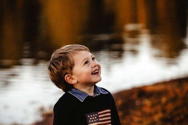 Nils Carlsson 4 år