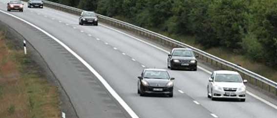 Trafikverket höjer hastigheten till 120