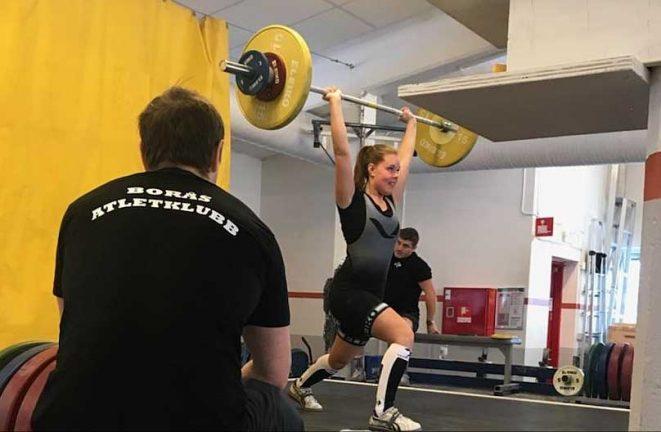 Starka insatser av Värnamo Atletklubb