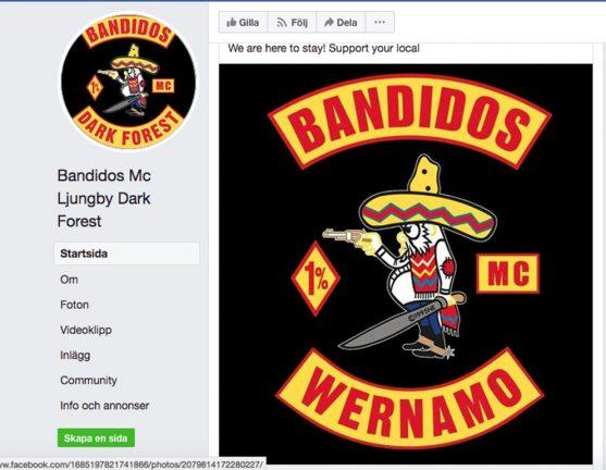 Sex års fängelse för Bandidosmedlem