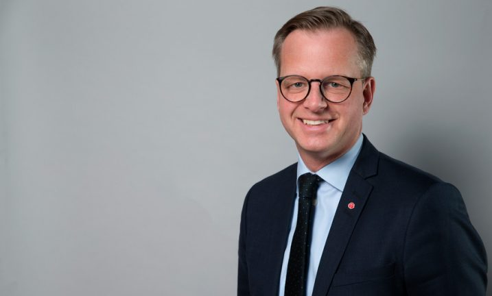 Inrikesministern besöker Värnamo efter skjutningarna