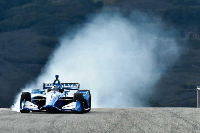 Felix om Indycar-premiären