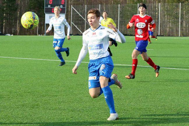 IFK U19 förlorade i cupen