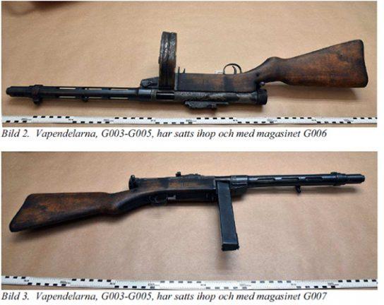 Fyra åtalas efter skjutning i Värnamo