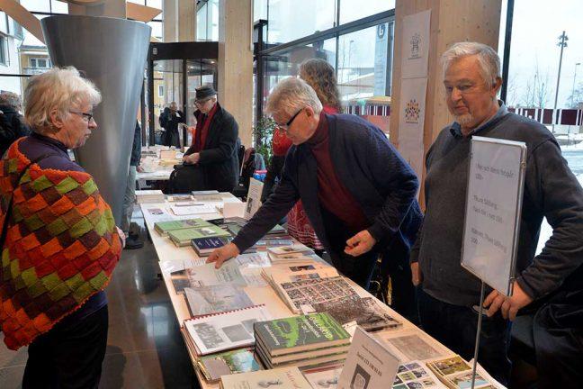 Litteraturfestivalen startade i Värnamo