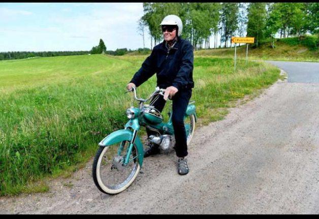 Sven Nord 70 år