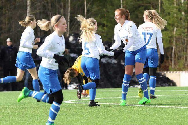 Dessa får IFK-damerna möta