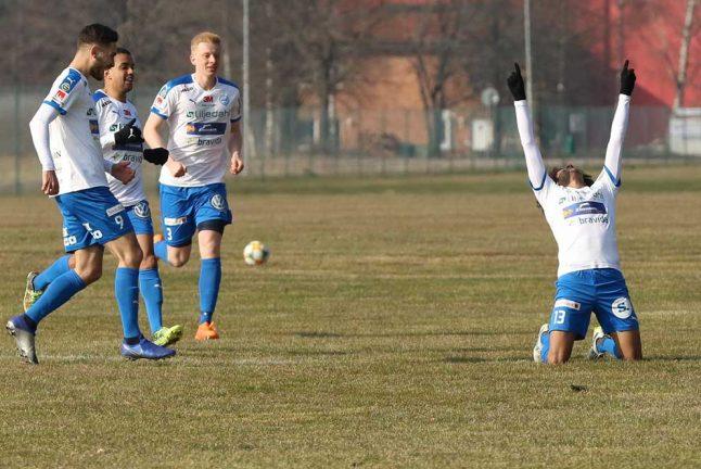 IFK svarade för ett starkt genrep