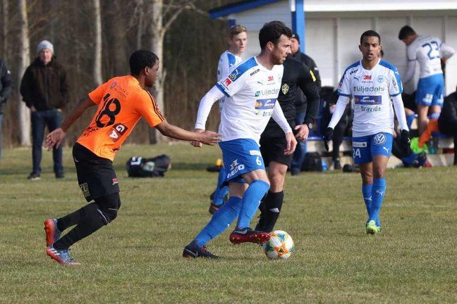 Rapporter, Oskarshamn–IFK, slut: 0–1