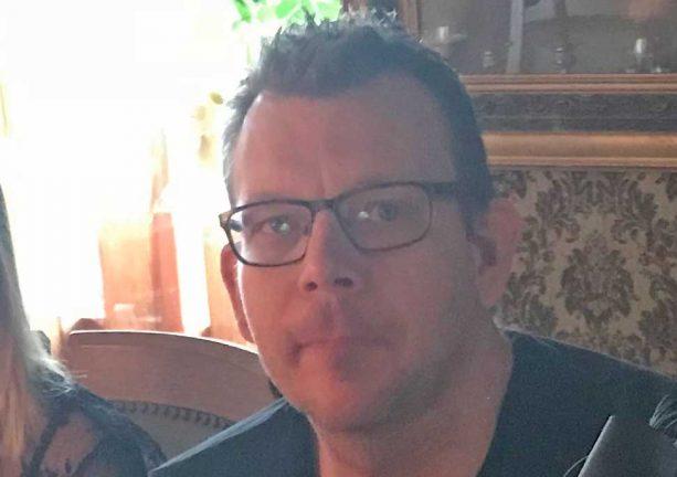 Andreas Schneider 40 år