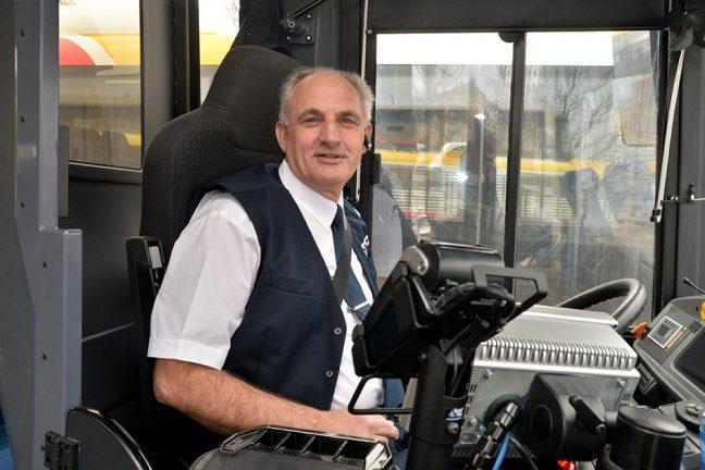 Bussförarnas dag i dag