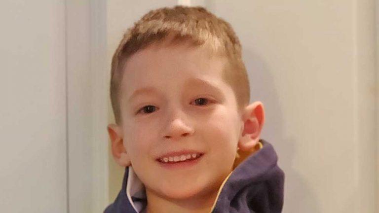 Filip Willman 7 år